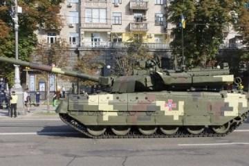 Yatagan坦克将亮相独立日阅兵式