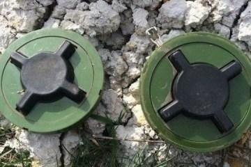 顿巴斯的俄罗斯武器:基辅在明斯克就防步兵的新式武器发表声明