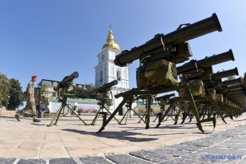 Ucrania se retira del acuerdo con la CEI sobre estándares de armamento