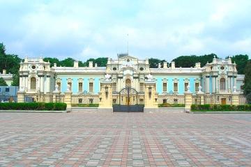 Zełenski spotkał się z prezydent Gruzji w Pałacu Maryjskim