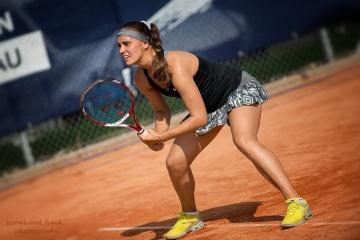 Tennis: Kalinina im Halbfinale des ITF-Tennisturniers in den USA