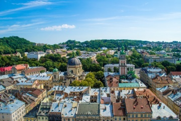 Lviv among top 100 most visited cities in the world