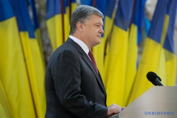 ポロシェンコ大統領:アンドリー教会譲渡の決定は聖職者の同意を得ている