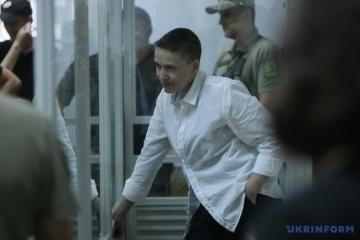 Les affaires Savtchenko et Ruban ont été transférées au tribunal de Slovyansk