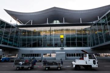 ボリスピリ国際空港、5月中に立体駐車場が完成