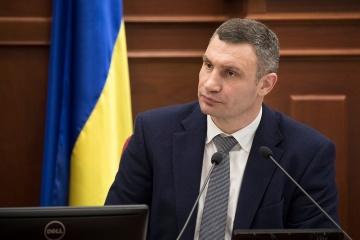 Klitschko: Kyiv se convierte en la capital deportiva de Europa y del mundo
