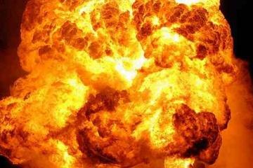 В Чили взорвался склад со взрывчаткой
