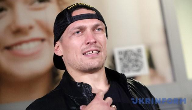 Український суперчемпіон WBO Усик наблизився до бою з Джошуа