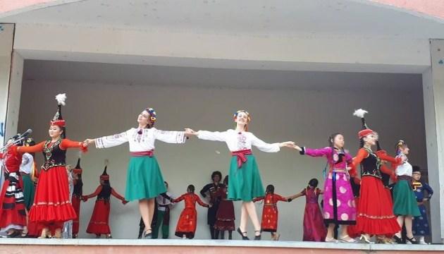 Діти з України взяли участь у міжнародному проекті