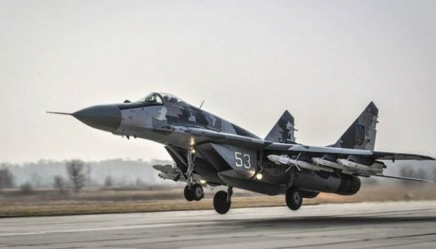 Воздушные силы Украины получили модернизированные МИГи