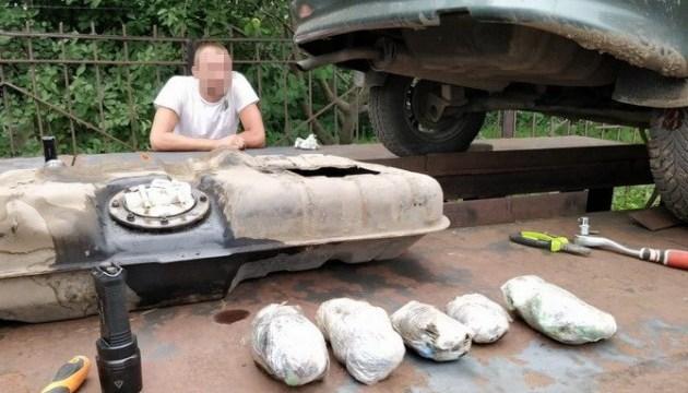 СБУ блокувала контрабанду наркотиків до Росії