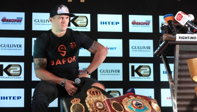 Usyk rejects Hero of Ukraine title