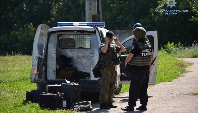 На Луганщині силовики провели антитерористичні навчання