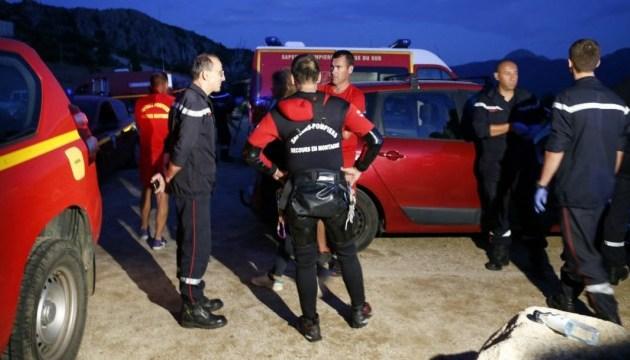 На Корсиці через підйом води загинуло четверо туристів
