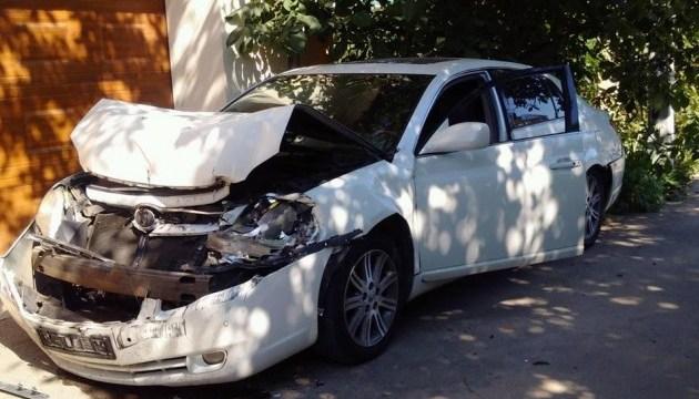 Наезд на авто с активистами Руха расследуют как покушение на убийство