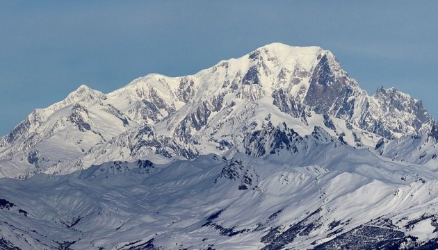 На Монблане погибли трое альпинистов