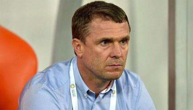 Сергей Ребров не подтвердил слухи о предложении возглавить