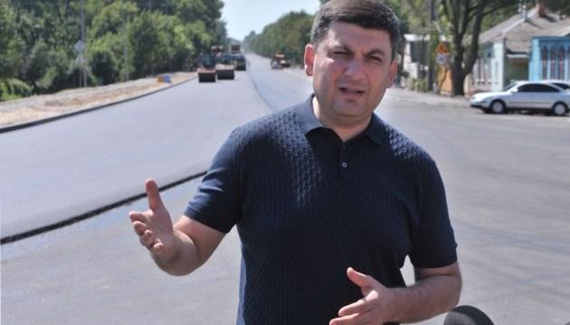 Кабмін планує направити 160 мільйонів євро на оновлення дороги «Київ – Чернігів»