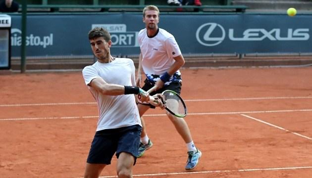 Теннисист Манафов выбыл из борьбы за парный титул на турнире ATP в Сопоте