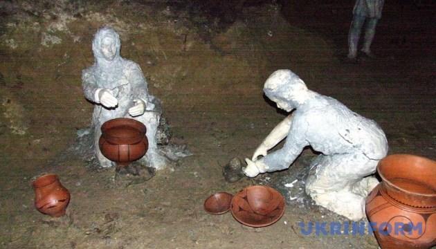 До підземного музею трипільської культури на Тернопільщині облаштують дорогу