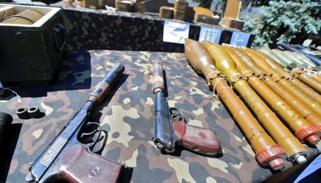 Луценко: Зброю для плану