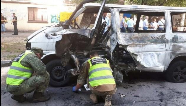 Вибух авто депутата: лікарі розповіли про стан постраждалого