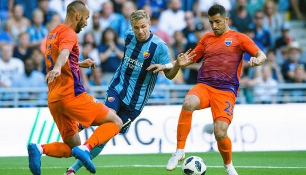 Лига Европы: «Мариуполь» дожал «Юргорден» в дополнительное время