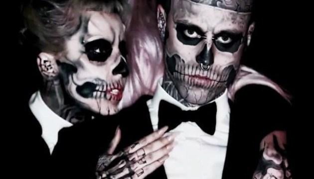 Герой кліпу Lady Gaga покінчив життя самогубством