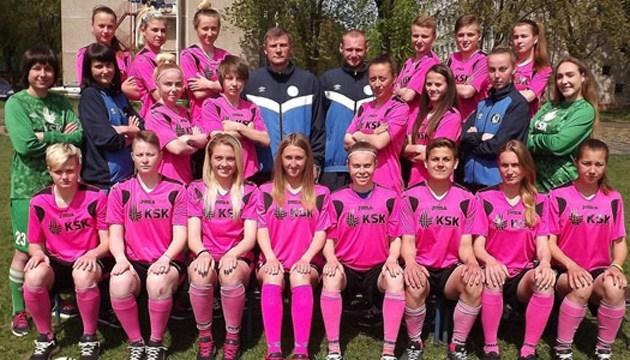 Чернігівський жіночий футбольний клуб