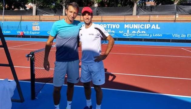 Теніс: Стаховський знявся з 1/4 парного фіналу турніру ATP Challenger у Сеговії