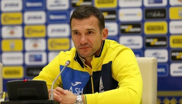 Андрей Шевченко посетит центральный матч 3 тура УПЛ