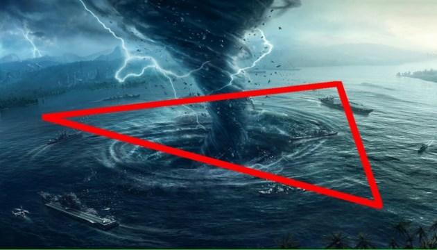 Вчені пояснили, куди зникають кораблі у Бермудському трикутнику