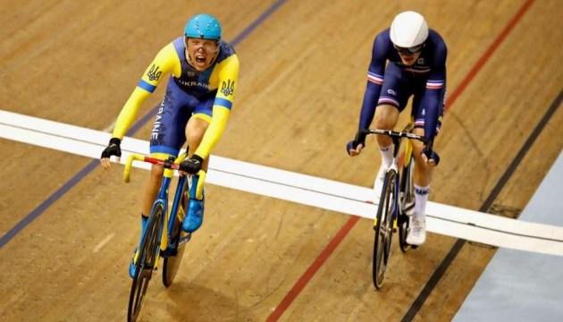 Велоспорт: Роман Гладыш - чемпион Европы в индивидуальной гонке