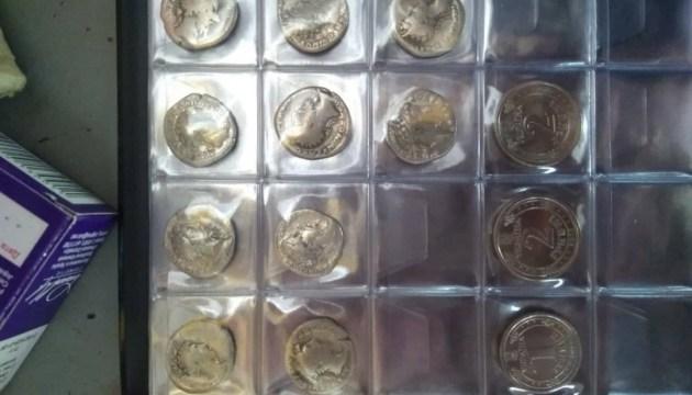 На Закарпатті прикордонники не дали вивезти монети часів Римської Імперії