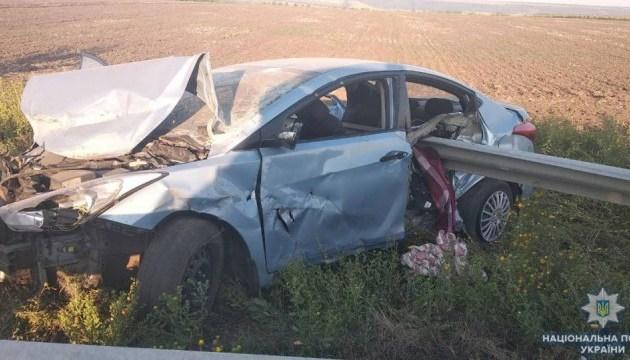 У ДТП на Одеській трасі загинула дитина - мати не впоралася з кермом