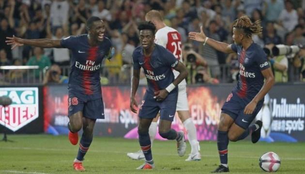 «ПСЖ» розгромив «Монако» і виборов Суперкубок Франції