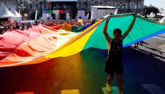В Париже стартовали  международные Gay Games