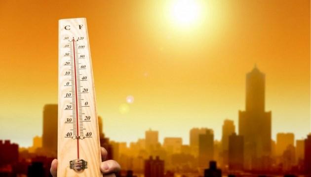 Спека у Європі може побити 40-річний рекорд