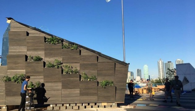 В Нью-Йорке появился эко-дом «Tiny House», вырабатывающий энергию