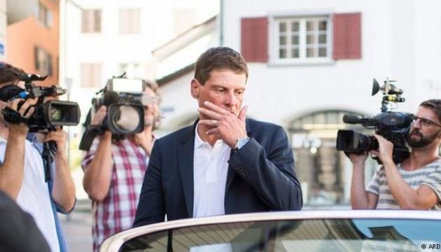 Знаменитого немецкого велогонщика задержали за срыв вечеринки