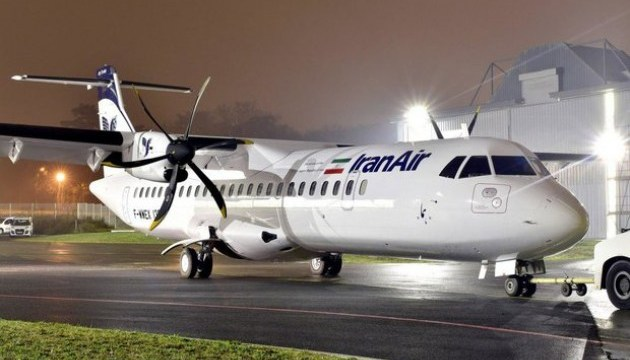 Иран перед возобновлением санкций США получил новые пассажирские самолеты ATR