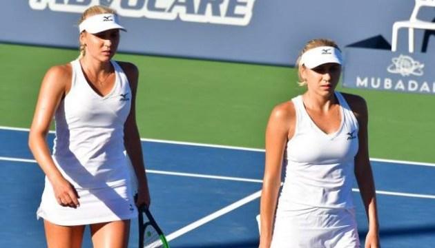 Сестри Кіченок програли фінал турніру WTA в Сан-Хосе