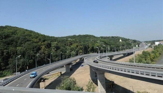 На выезде с Южного моста ограничат движение