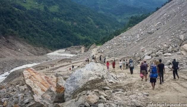 У Непалі через зсув загинули щонайменше 7 дітей