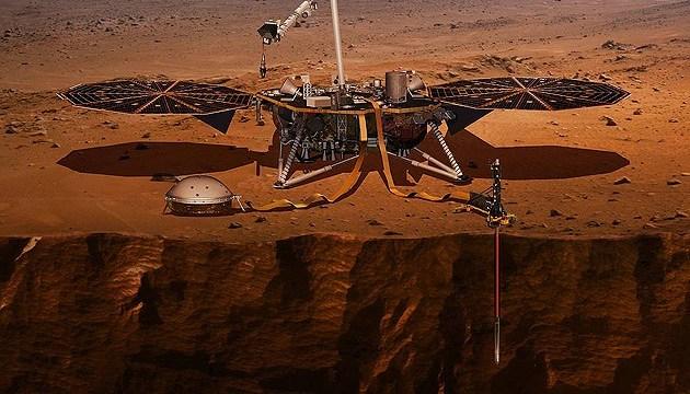 Чи є життя у Марсі?