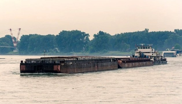 Українське Дунайське пароплавство завершило перше півріччя з прибутком