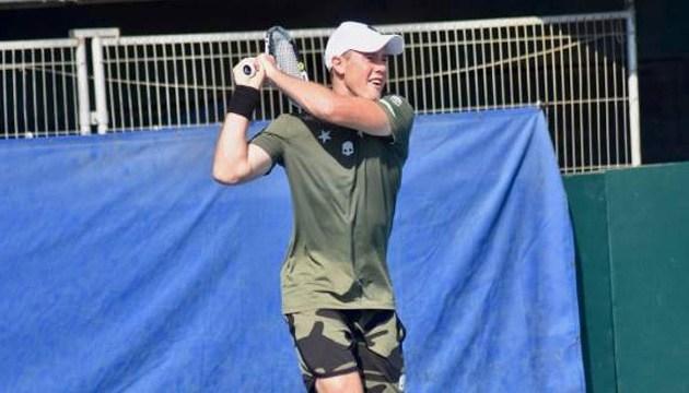 Теніс: Марченко стартує на турнірі ATP Challenger в США матчем з 7-м сіяним