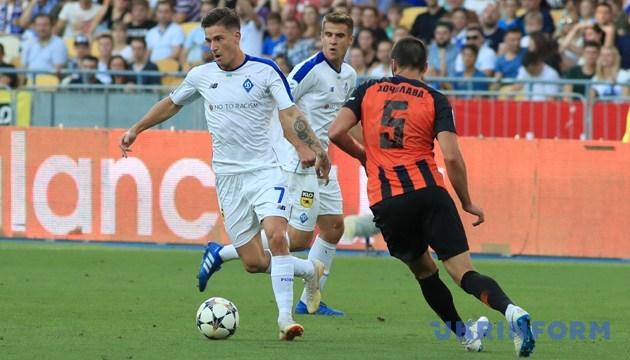 Беньямин Вербич признан лучшим футболистом 3-го тура УПЛ