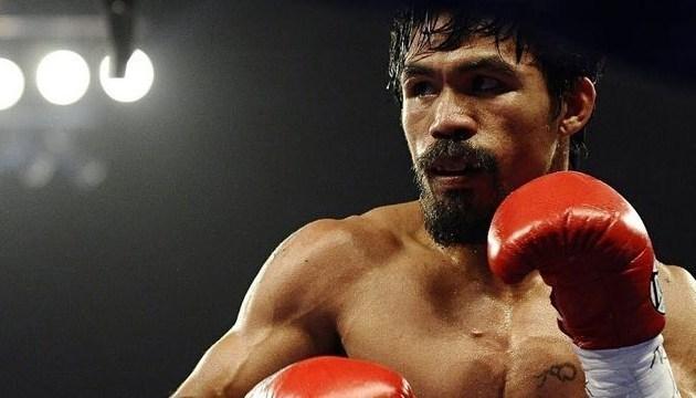 Legendärer Boxer Manny Pacquiao kommt nach Kiew zum WBC-Kongress