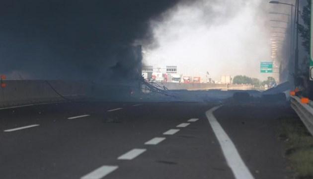 От взрыва в Италии погиб человек, еще 55 пострадали